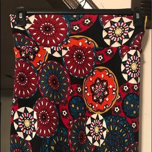 LuLaRoe Cassie Skirt XL NWOT (never worn)